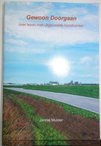 Gewoon doorgaan - Jannie Mulder nr 1